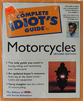 Idiots guide to Motorcycle
