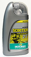 Scooter Oil